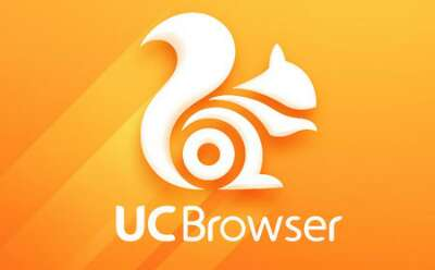 UC web browser for Android