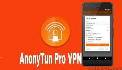 AnonyTun Pro VPN Apk