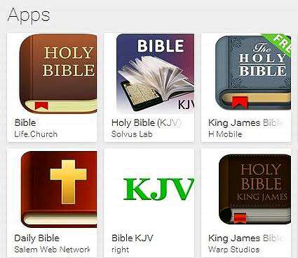 6 Best Free Offline Bible Apps For Android In 2019
