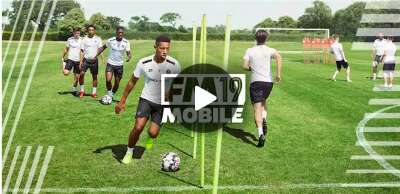 FM 19 mobile training section