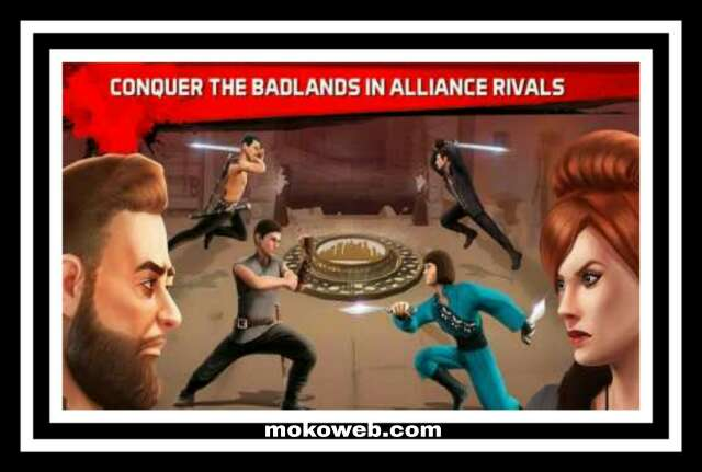 Into the badlands apk fighters