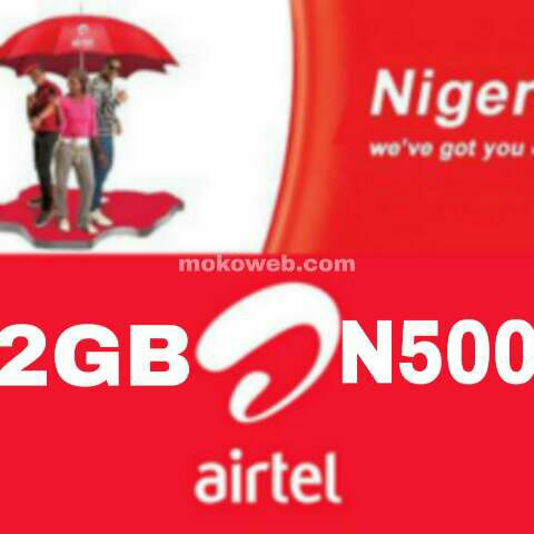 Airtel Binge 2gb for n500