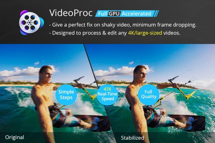 Why You Need VideoProc to Stabilize Your Shaky Videos