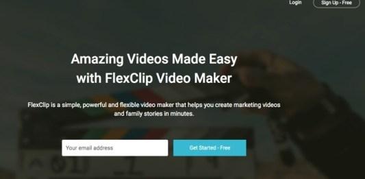 create flexclip account