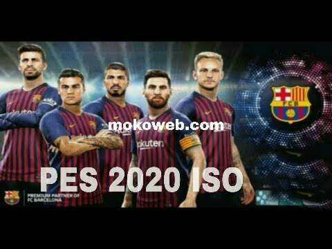 PES 20 ISO: Download PES 2020 PPSSPP File on Android