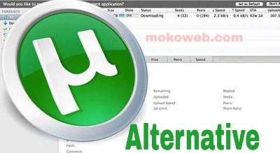 Best utorrent alternative
