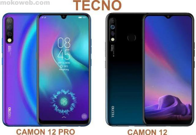 Camon 12 Pro Camon 12