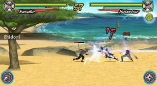 Naruto Shippuden – Ultimate Ninja Heroes