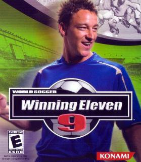 winning eleven 9 ppsspp