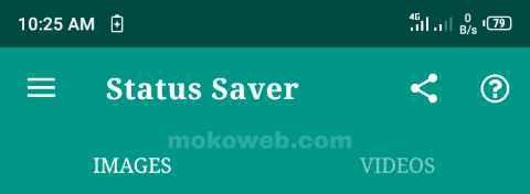 Status saver app