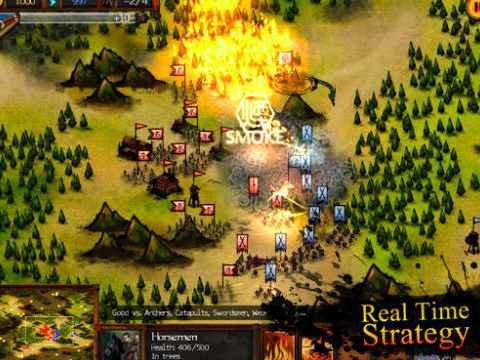 Autumn dynasty strategy game