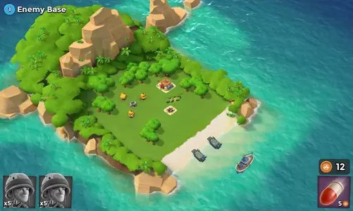 Boom arm beach apk