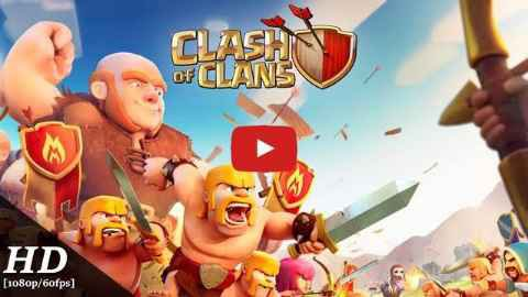 Clash of clans strategy game
