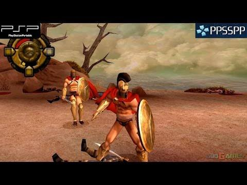 300 march to glory ppsspp download