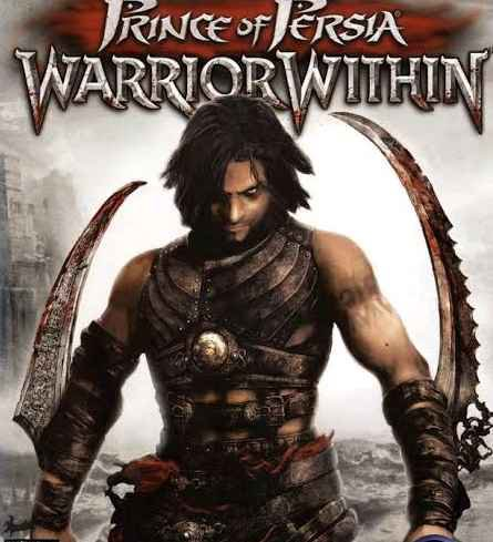 Prince of Persia warrior within psp