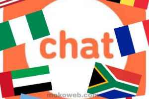 chat with foreigners