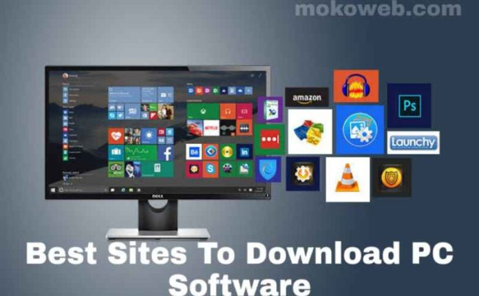 Sites to download pc software