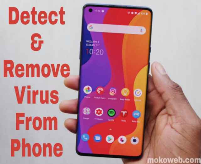Detect and remove virus