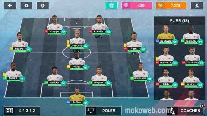 DLS 2021 formation