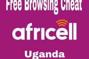 Uganda Africel free Browsing cheat