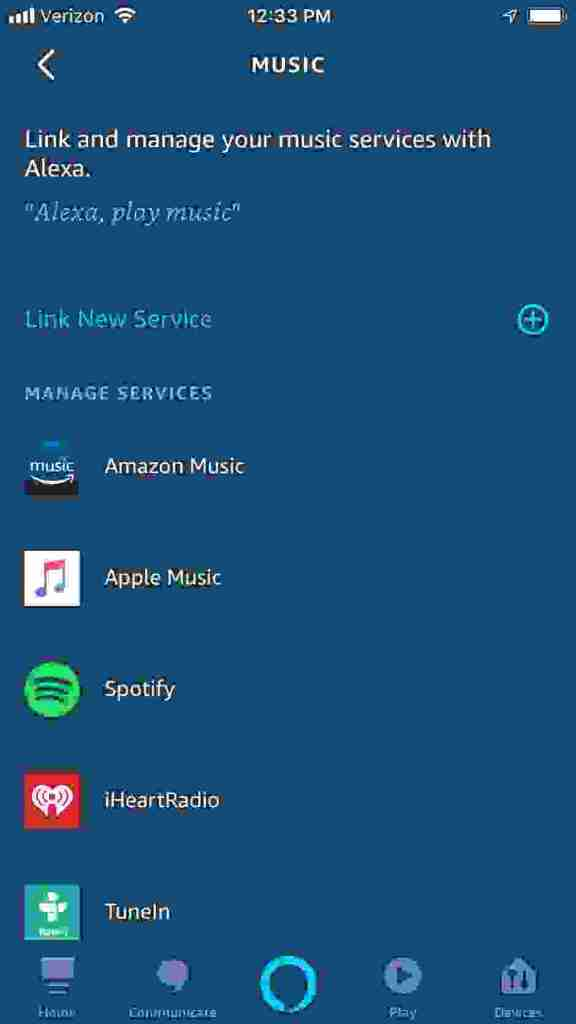 Amazon music stream platforms