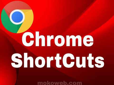 Useful Chrome shortcuts