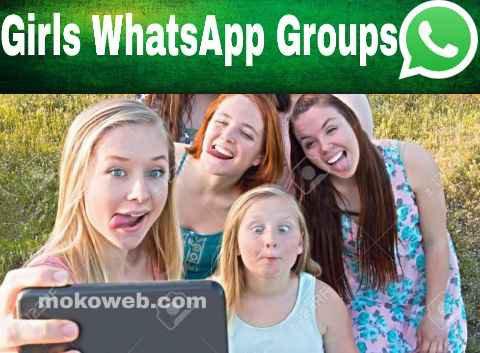 Whatsapp group links girls