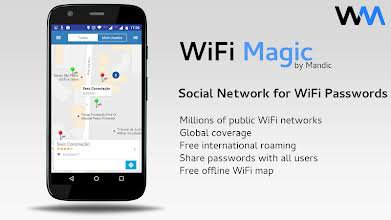 Wifi magic app