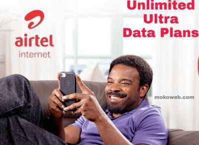 Airtel unlimited ultra data plans