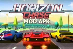 Horizon Chase - world tour APk Mod