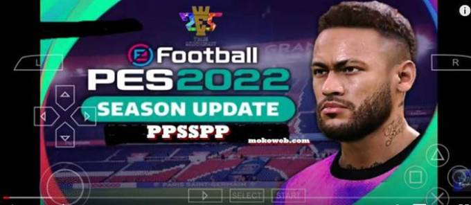 PES 22 PPSSPP