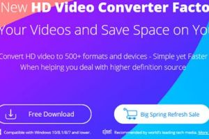 HD Video factory software