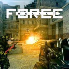 bullet force shooting game