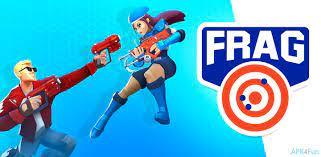frag pro shooter game
