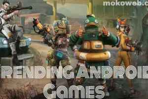 trending games for android