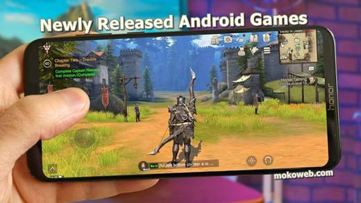 top new android games