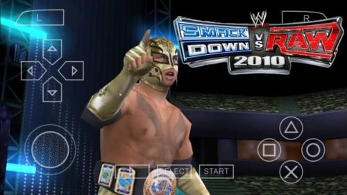 WWE SmackDown! vs. RAW 2010 featuring ECW psp