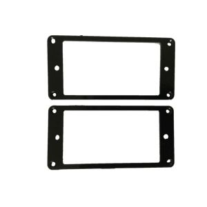 (Bass)guitar set humbucker ring black