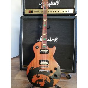 Epiphone Bob Marley Limited Edition One Love Les Paul Special Satin 2003