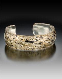 Mokume Jewelry
