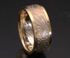 cool mens wedding ring