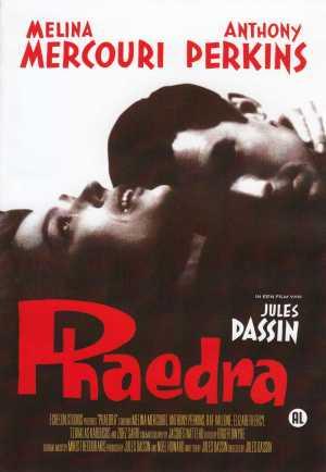 dvd Phaedra - Jules Dassin