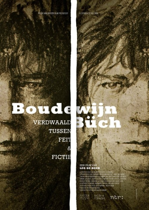 dvd Boudewijn Büch - Verdwaald tussen feit en fictie