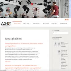 Website für AGOT