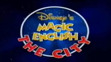 Disney Magic English - Night and day