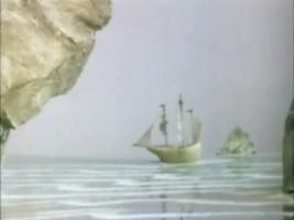 Детская песня - Жил отважный капитан