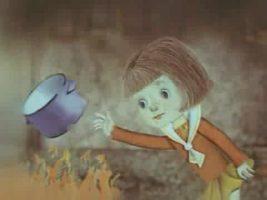 Песни из мультфильмов - Песенка о пожаре