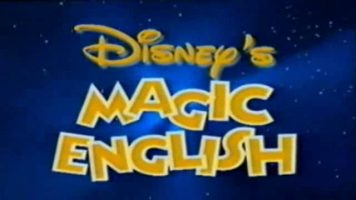 Disney Magic English - The forest