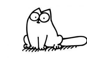 Веселые песни – Белый кот