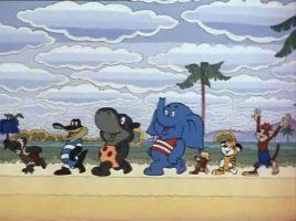 Мультфильм - По дороге с облаками